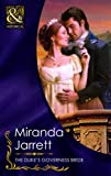 The Duke's Governess Bride (Mills & Boon Historical) (0263876098) by Jarrett, Miranda