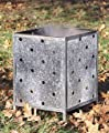 Square Garden Incinerator British Made from Parasene