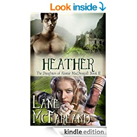 Heather (The Daughters of Alastair MacDougall)