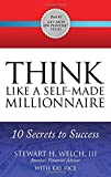 img - for THINK Like a Self-Made Millionaire: 10 Secrets to Success (Get Rich on Purpose ) book / textbook / text book