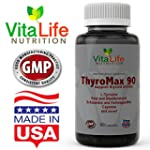#1 Thyroid Support Supplements - 100%...