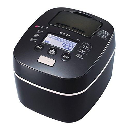 土鍋圧力IH炊飯ジャー 「炊きたて」 (5.5合炊き) ブラック JKX-G100-K