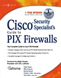 img - for Cisco Security Specialist's Guide to PIX Firewall book / textbook / text book