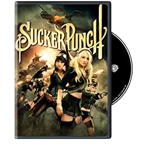 Sucker Punch Movie on DVD
