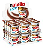 German Ferrero Nutella & Go - 24 Pieces Bulk Pack - 24 x 52 g