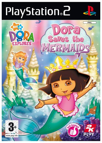 Dora the Explorer: Dora Saves The Mermaids (PS2)