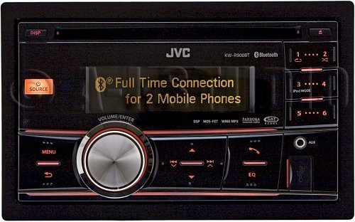 take a closer look at jvc 2 din bluetooth dual usb cd rec kwr900bt jvc car stereo. Black Bedroom Furniture Sets. Home Design Ideas