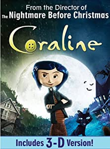 "Cover of ""Coraline (Single-Disc Edition w..."