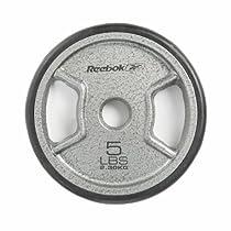 Reebok Weight Plate, 5-Pound