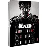 The Raid (UK Exclusive Steelbook) (Blu-ray)(Rare out of Print)