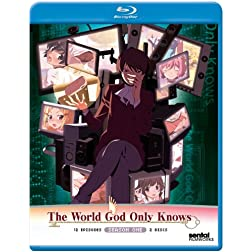 World God Only Knows: Complete Collection [Blu-ray]