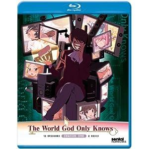 神のみぞ知る世界(The World God Only Knows Season1)blu-ray北米版