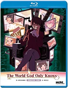 The World God Only Knows: Season 1 [Blu-ray]