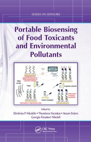 Portable Biosensing Of Food Toxicants And Environmental Pollutants (Series In Sensors)