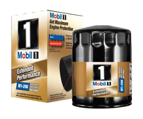 Mobil 1 M1-206 Extended Performance Oil Filter (2001 Silverado Oil Filter compare prices)