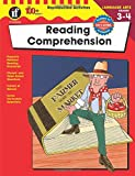 Reading Comprehension, Grades 3 - 4 (The 100+ Series(TM))
