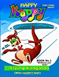 img - for Happy Kappy, The Flying Kangaroo (Volume 1) book / textbook / text book