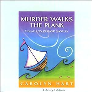 Murder Walks the Plank | [Carolyn Hart]