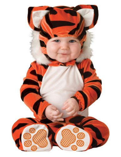 Baby-Toddler-Costume Tiger Tot Toddler Costume 12-18 Mos Halloween Costume