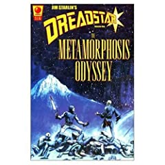 Dreadstar, Volume 1: Metamorphosis Odyssey by Jim Starlin
