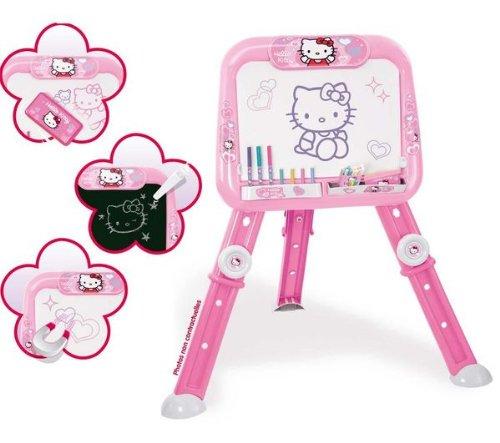 Imagen principal de Canal Juguetes - 139 HKC - Creative Ocio - Mesa Fantástico - 3 en 1 - Hello Kitty [Importado de Francia]