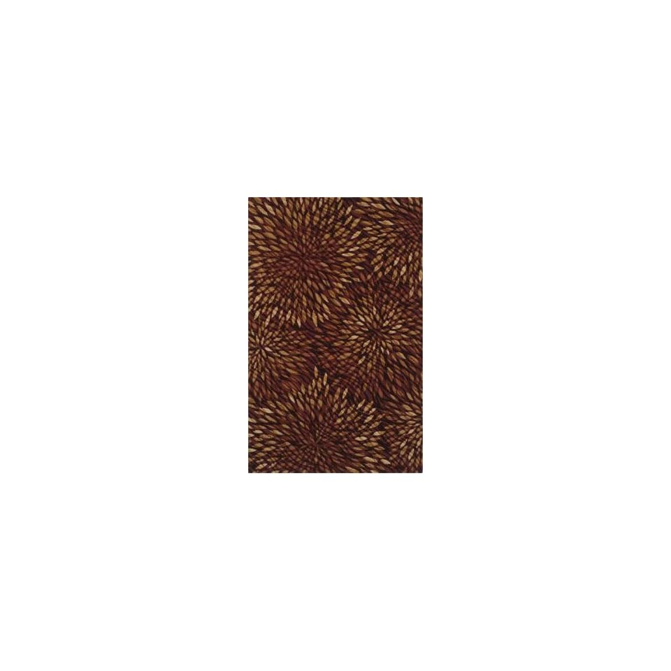 Shaw   Centre Street   Fling Area Rug   9 x 13   Red