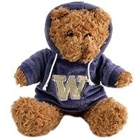 Champion Treasures CHB064 NCAA Hoodie Bear Washington Huskies from Champion Treasures