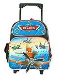 """Disney Planes 12"""" Toddler Rolling Backpack"""