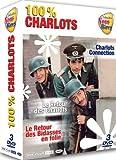 echange, troc Coffret 100 pour cent charlots : charlots connection / le retour des charlots / le retour des bidasses en folie - Coffret 3 DVD