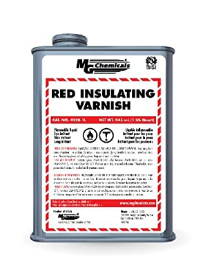 MG Chemicals Red GLPT Insulating Varnish