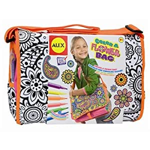 Alex Color A Flower Bag