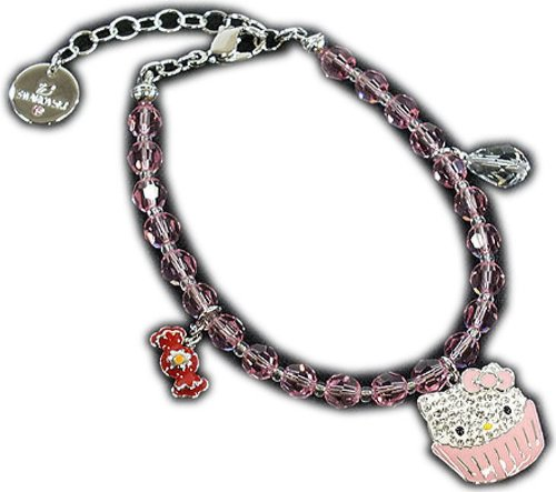 [Swarovski] SWAROVSKI bracelet Hello Kitty ladies [parallel import goods]
