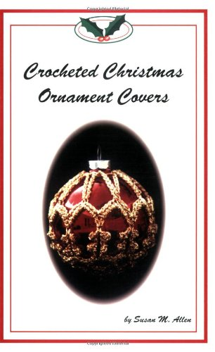 Crocheted Christmas Ornament Covers