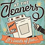 The Cleaners II by Pela Studio- Fine Art Print on CANVAS : 24 x 24 Inches
