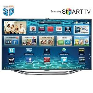 Samsung UE65ES8000 65 Inch Smart 3D LED TV