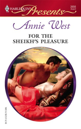 Image of For The Sheikh's Pleasure
