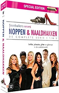 Footballer S Wives Complete Series 1 5 13 Dvd Box Set