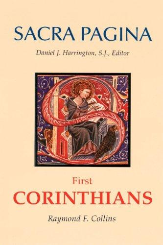Sacra Pagina: First Corinthians (Sacra Pagina (Quality Paper))