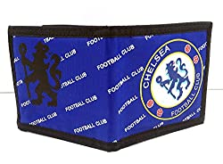 Football Cup Champions League Wallet For Kids, Adults Nylon Micro Fiber Wallet (Chelsea)