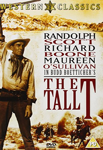 The Tall T [UK Import]