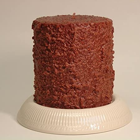 The Original Cake Candle (Plum Pudding Cake) Pillar