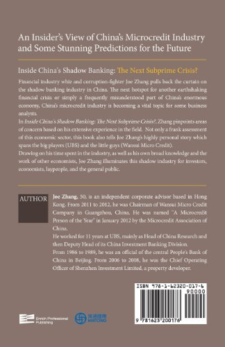 Inside China S Shadow Banking: The Next Subprime Crisis?