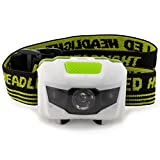 LED Headlamp - Great for Camping, Hiking, Running,...
