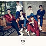 2PM 正規5集 №5 (NIGHT Ver 黒)(CD+フォトブック)(韓国盤)(デラックス特典)(ワンオンワン店限定)