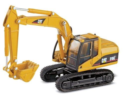 Norscot Cat 315C L Hydraulic Excavator 1:87 scale