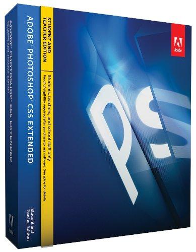 Adobe Photoshop Extended CS5 Student and Teacher Edition [Mac]