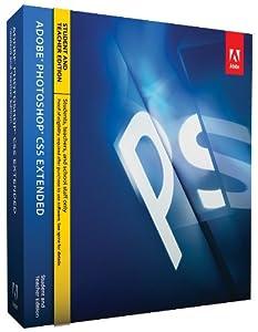Adobe Photoshop Extended CS5 Student and Teacher Edition