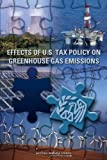 img - for Effects of U.S. Tax Policy on Greenhouse Gas Emissions book / textbook / text book