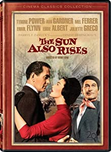 "Cover of ""The Sun Also Rises"""
