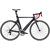 2015 Kestrel Talon Road Shimano 105 Carbon Fiber 52CM Bike 3055191552 Grey/Red